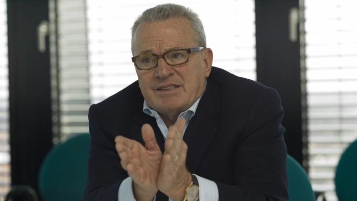 Thomas Sattelberger, 2013