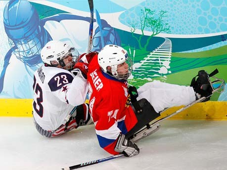 Sledge-Eishockey, getty