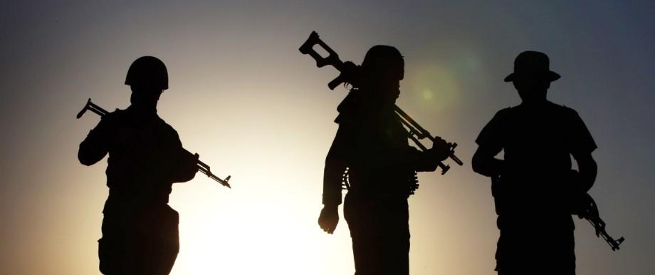 Türkei und Kurden im Irak: Strahlende Retter - Kurdische Kämpfer im Irak