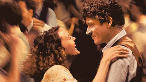 """Jimmy (Barry Ward) und Oonagh (Simone Kirby) in """"Jimmy's Hall"""""""