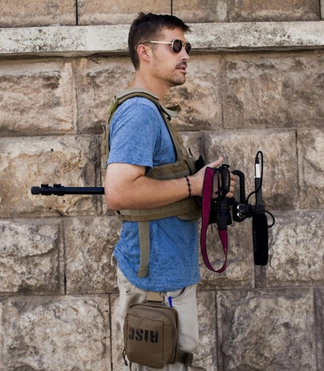 James Foley American journalist killed