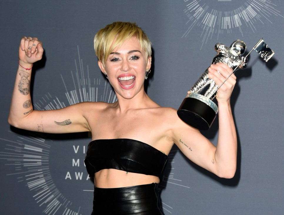 2014 MTV Video Music Awards - Press Room