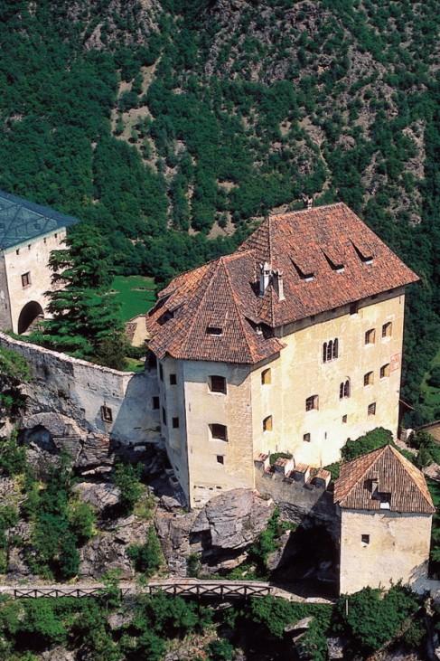 Schloss Juval Vinschgau Messner