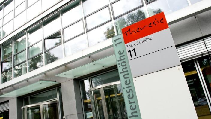 Neues Gebäude der Lotterie-Verwaltung