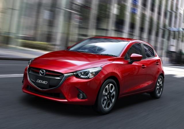 Der neue Mazda 2