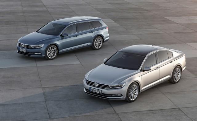 VW Passat Limousine und Variant