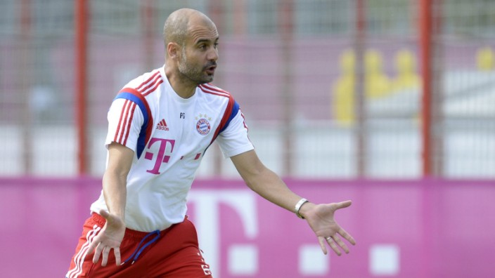 FC Bayern, Pep Guardiola, Bundesliga