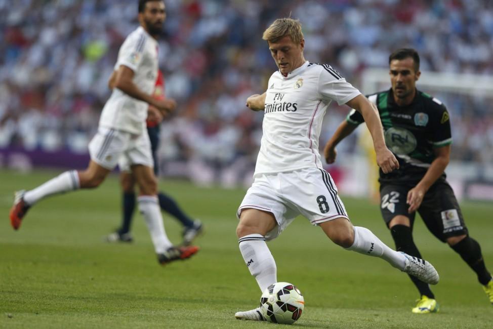 REAL MADRID VS. CORDOBA