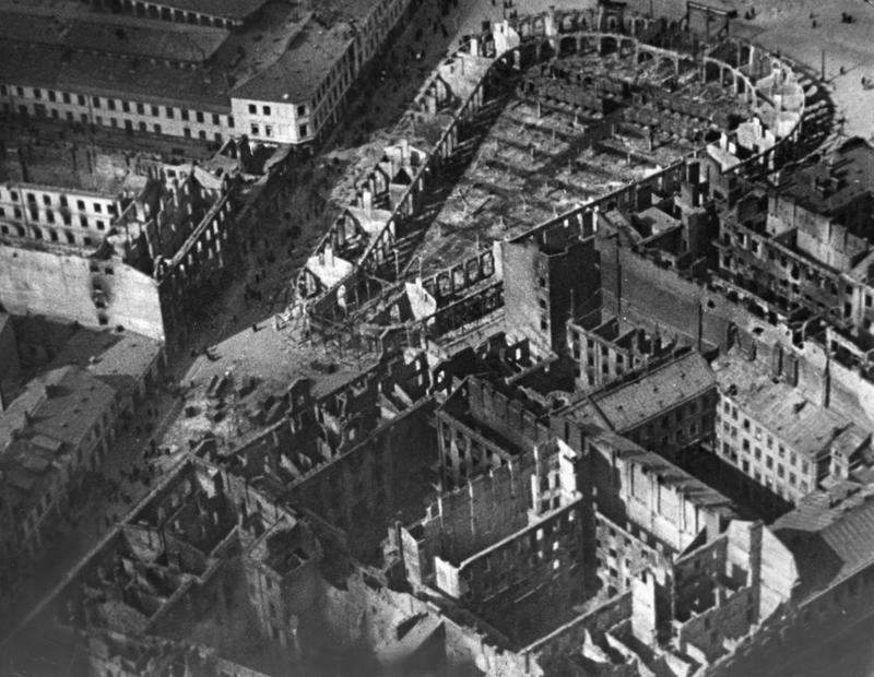 Schlacht um Warschau im Zweiten Weltkrieg, 1939