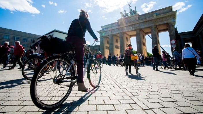 ADAC-Test Radfahren in Städten
