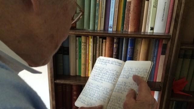 Lieselotte Bach liest ihre Tagebuch-Eintragungen vom Kriegsbeginn 1939