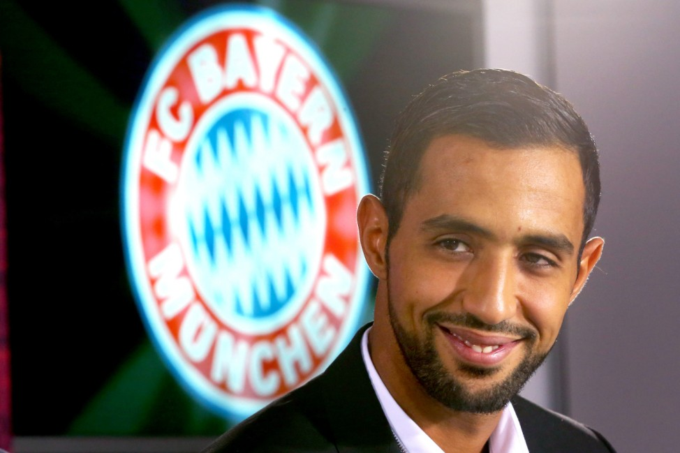 FCBayern München - Neuzugang Mehdi Benatia
