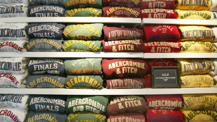 Abercrombie & Fitch Accused Of Discrimination