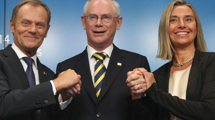 New EU chiefs
