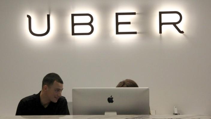 Fahrdienst-App Uber expandiert in 24 neue Städte