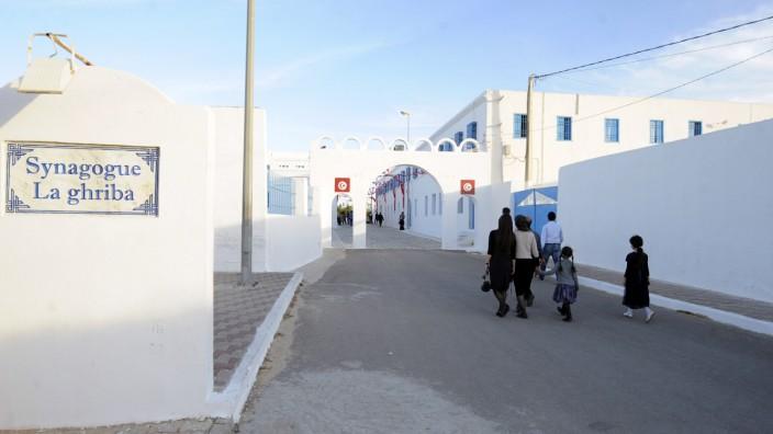 Al-Ghriba auf Djerba, Synagoge, Tunesien