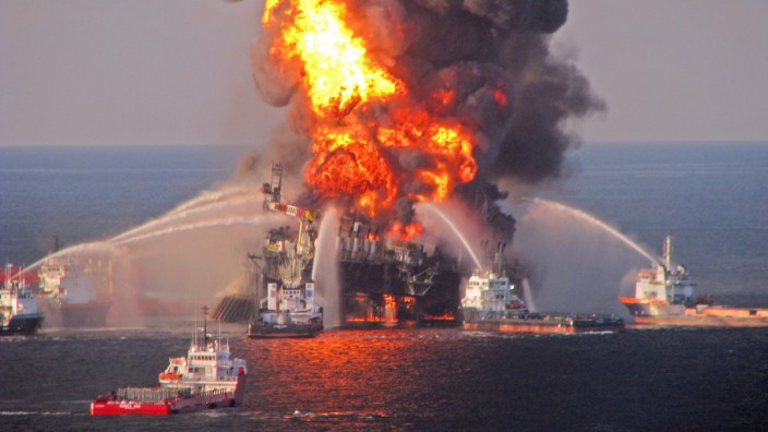 Halliburton to pay 1.1 billion US dollar for Deepwater Horizon sp