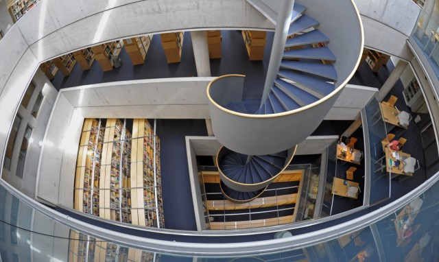 Thüringer Universitäts- und Landesbibliothek