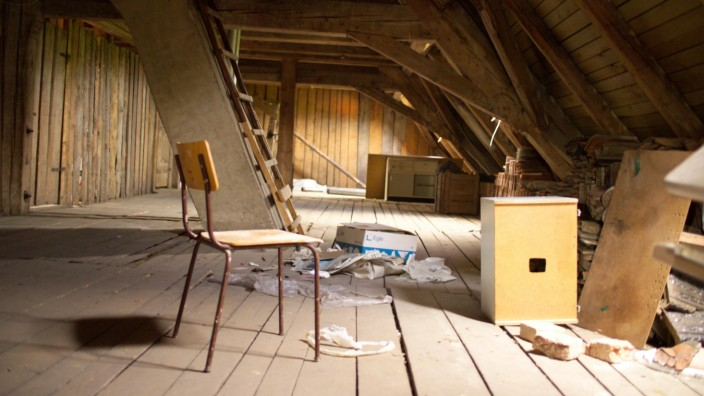 Dachgeschoss - Ausbau mit Hindernissen - Geld - SZ.de