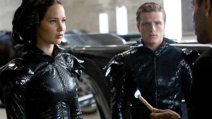 Katniss und Peeta müssen sich auf die entscheidende Auseinandersetzung vorbereiten.