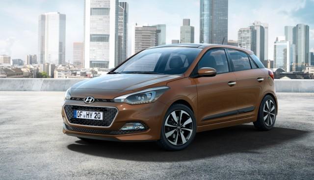 Der neue Hyundai i20.