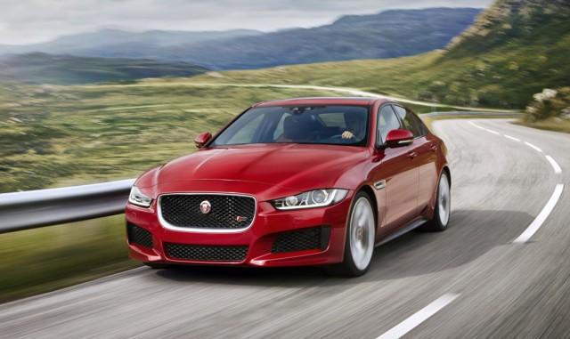 Der neue Jaguar XE.