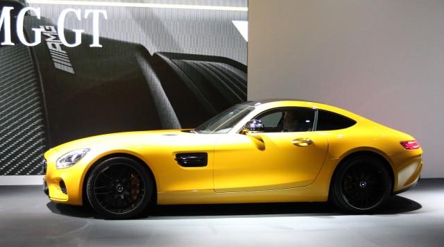 Der neue Mercedes AMG GT