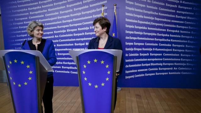 Treffen UNESCO - EU