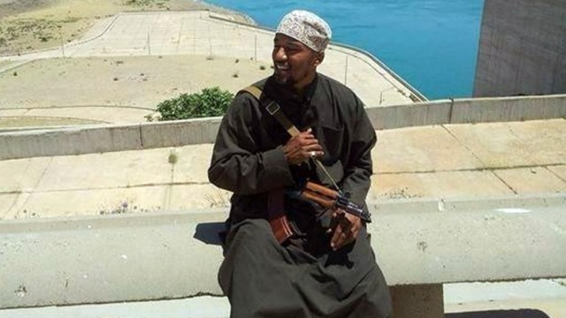 Deutscher Islamist Abu Talha alias Dennis Cuspert