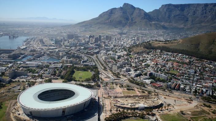 Fußball-WM, Kapstadt, Cape Town Stadium