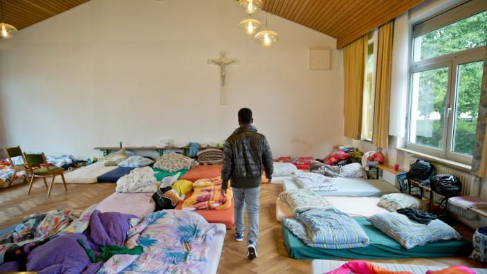 Pfarrei nimmt junge Flüchtlinge auf