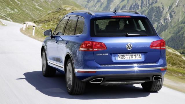 Der neue VW Touareg Facelift.
