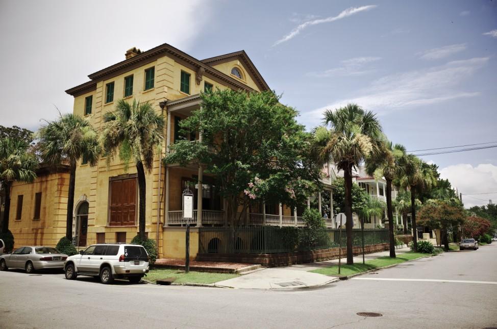 Charleston Aiken-Rhett-Haus