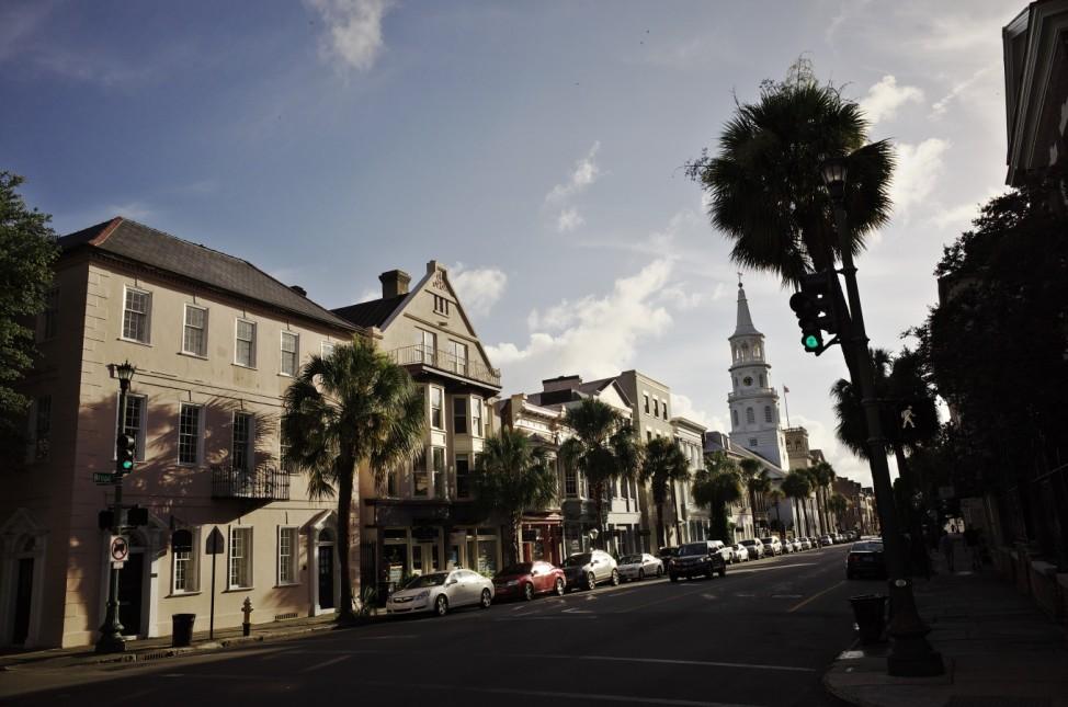 Charleston USA South Carolina Städtereise