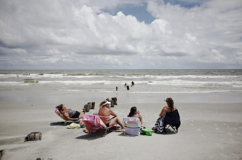 Strand nahe Charleston