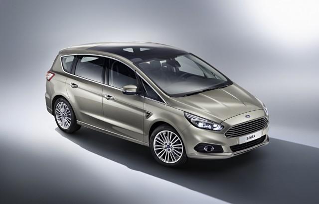 Der neue Ford S-Max.