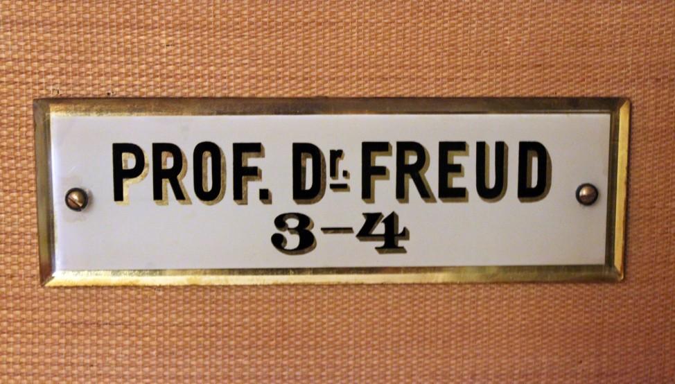 Auf der Couch - Mit Sigmund Freud auf der Flucht
