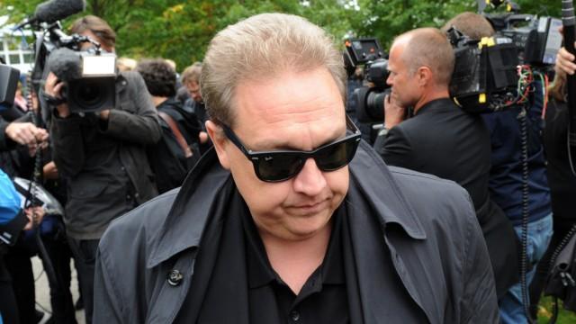 Trauerfeier für Joachim Fuchsberger