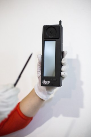 The Science Museum Showcases The IBM Simon On Its 20th Anniversary