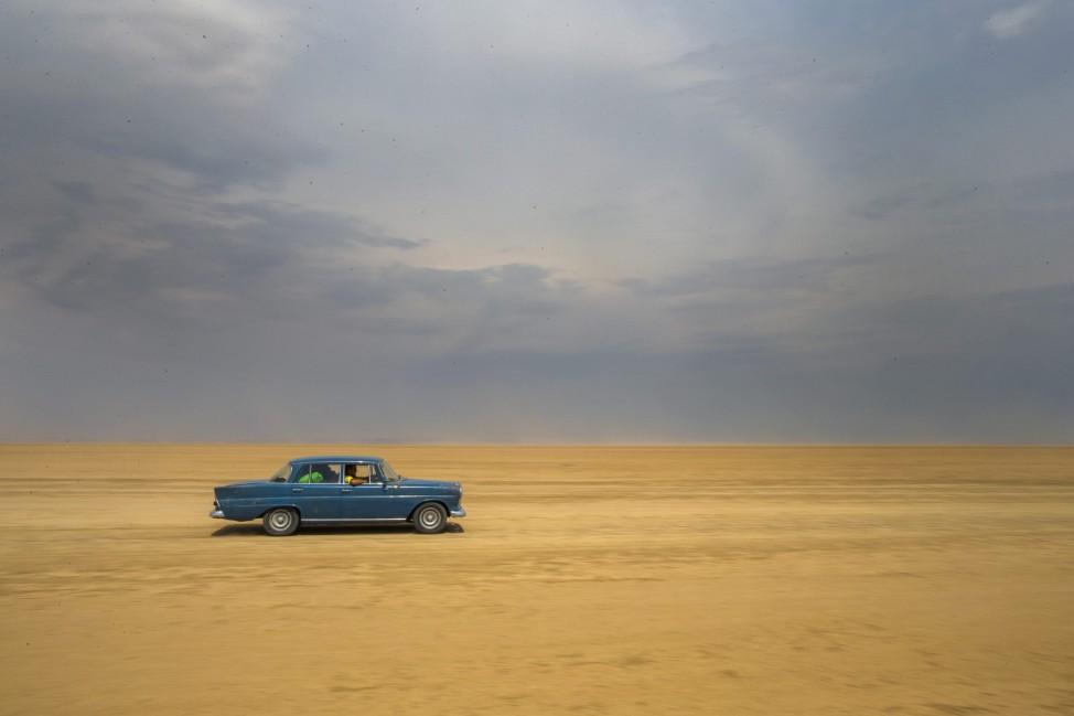 2014 Kalahari Desert Speedweek in South Africa