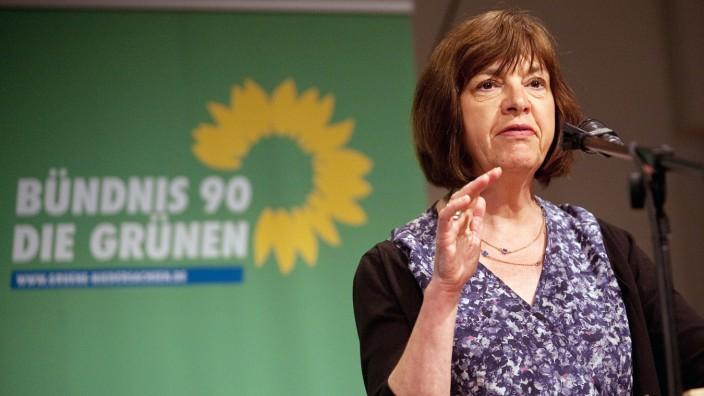 Landesparteitag der niedersächsischen Grünen