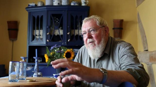 Ökologische Folgen der Wiedervereinigung: Michael Succow in seinem Haus in Brandenburg