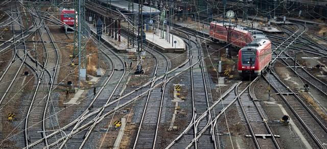 Bahnverkehr in Sachsen, Hauptbahnhof Dresden