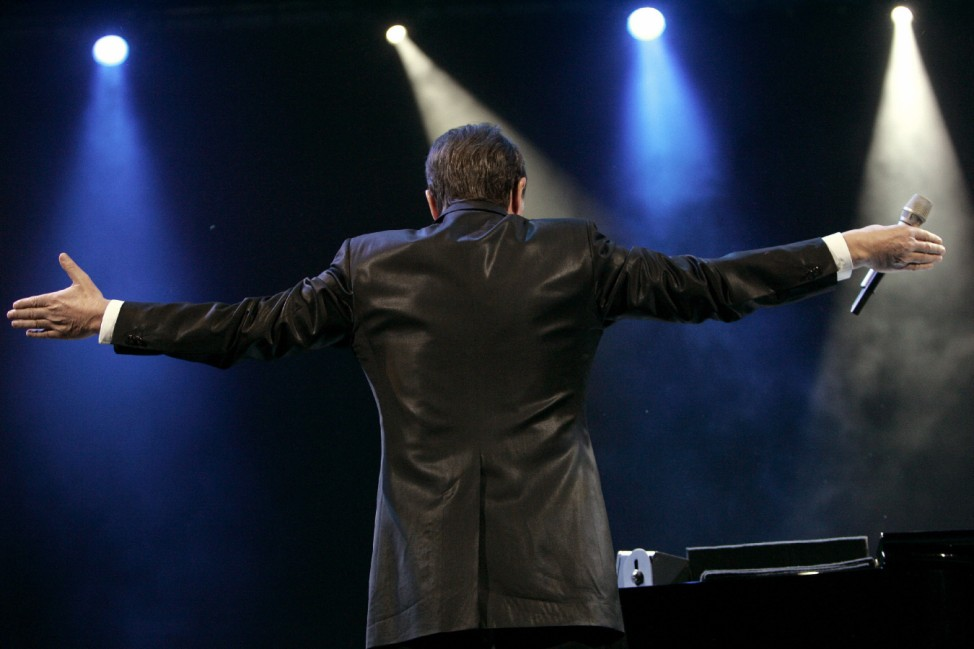 Udo Jürgens startet Tournee in Köln