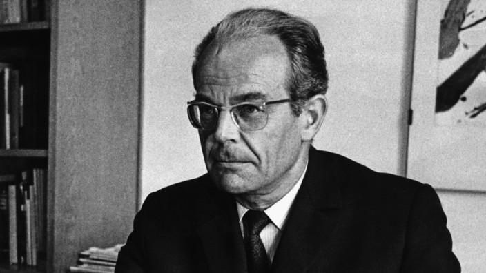 Hans Schuster, ca. 1970er Jahre