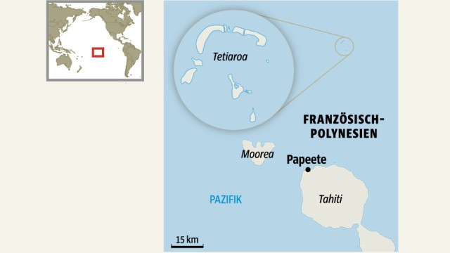 Marlon Brandos Insel in der Südsee