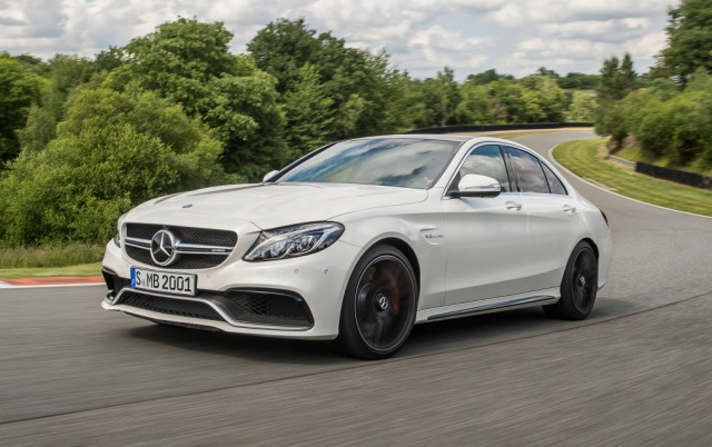 Der neue Mercedes-AMG C 63 Edition 1