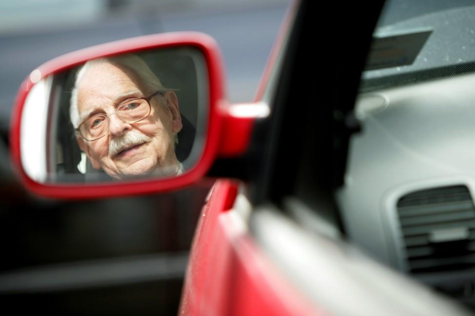 Senioren im Straßenverkehr