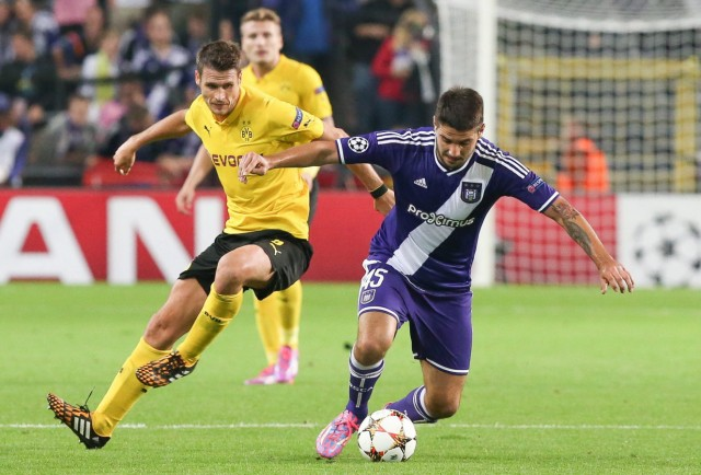 RSC Anderlecht vs Borussia Dortmund