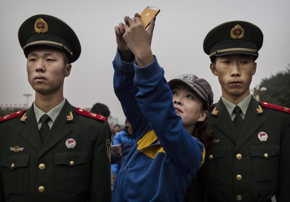 China Daily Life - National Day